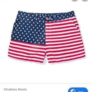 Chubbies Miss 'Merica Shorts